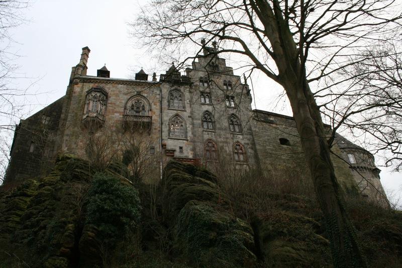 Burg Bentheim Legenden Geister Alchemie