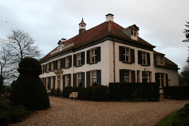 Spaenswerd Hotel Niederlande