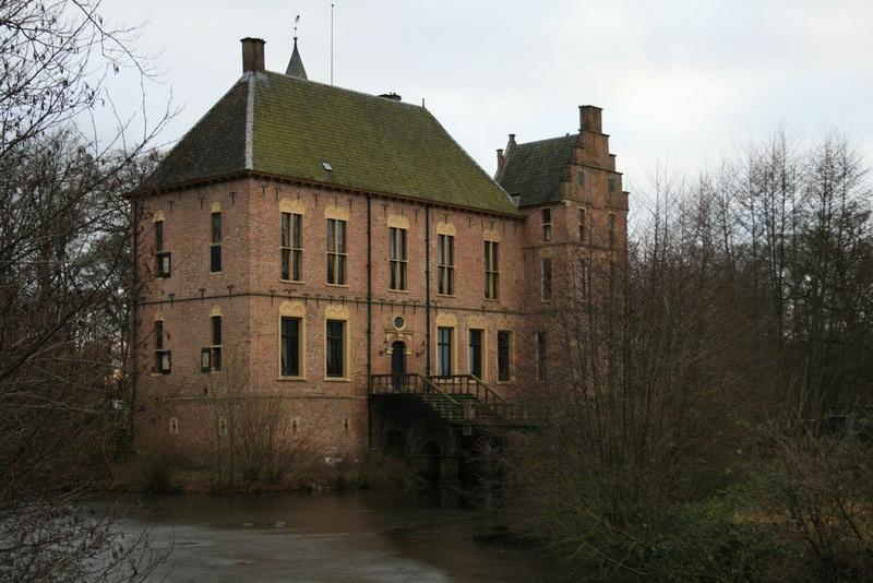 Spuk Geister Niederlande achtkasteelenroute Den bramel castel Kasteel Vorden