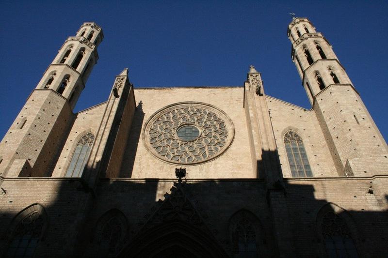 Barcelona Kathedrale des Meeres