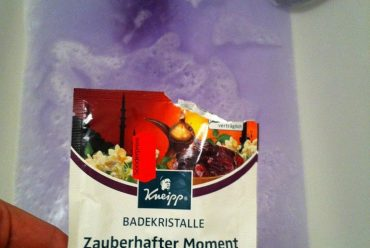 "Badetag mit Kneipp ""Zauberhafter Moment"""