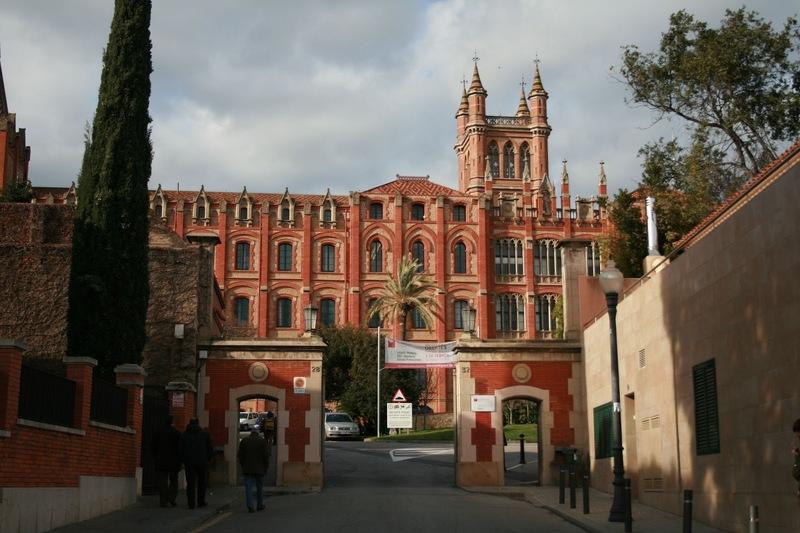 Barcelona Carlos Ruiz Zafon Literarische Stadtführung Stadtspaziergang Auf den Spuren