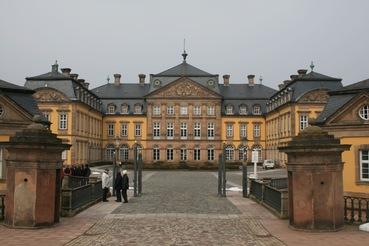 Das Arolser Residenzschloss
