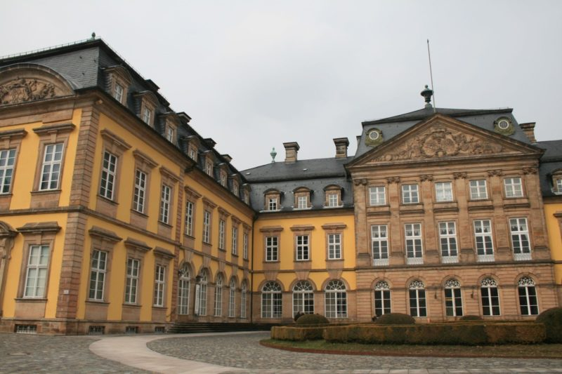 Schloss Arolsen Waldeck Pyrmont Hessen