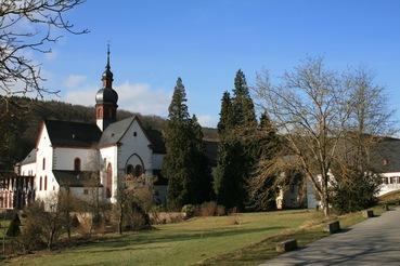 """Kloster Eberbach – Filmlocation aus """"Der Name der Rose"""""""