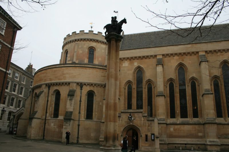 Temple Church, Templer Kirche London