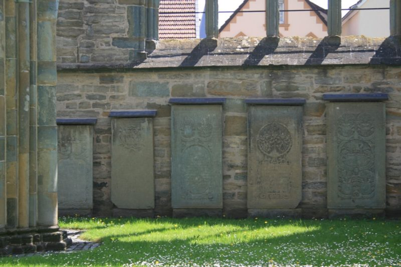 Stiftsruine Lippstadt Ostwestfalen