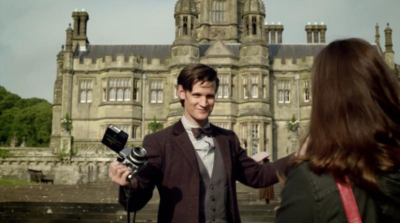 Margam Castle Ruin Dr Who Präraffaeliten