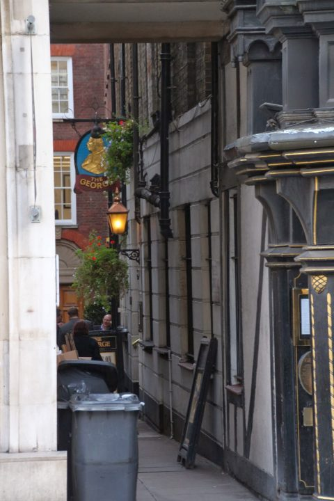Geister Gespenster London Pub Haunted Pubs