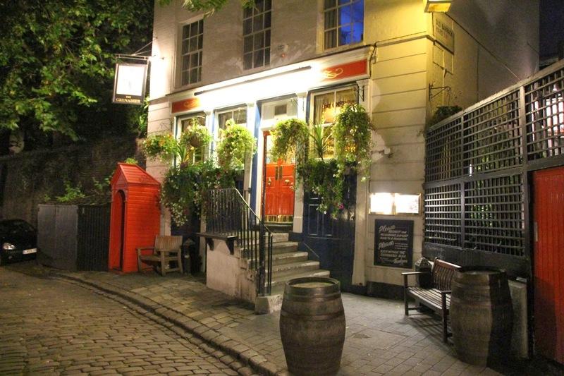 Geister Gespenster London Pub Haunted Pubs