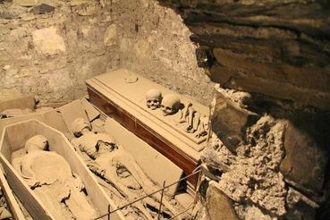 Die Mumien von St. Michan's, Dublin