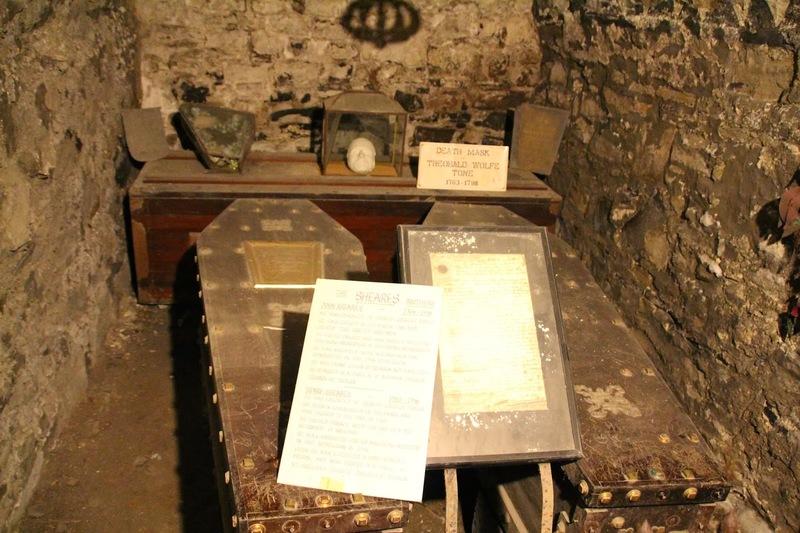 Mumien Dublin St. Michan Irland Krypta