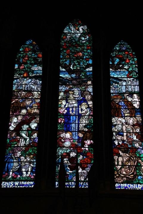Saint Patrick Cathedral Dublin
