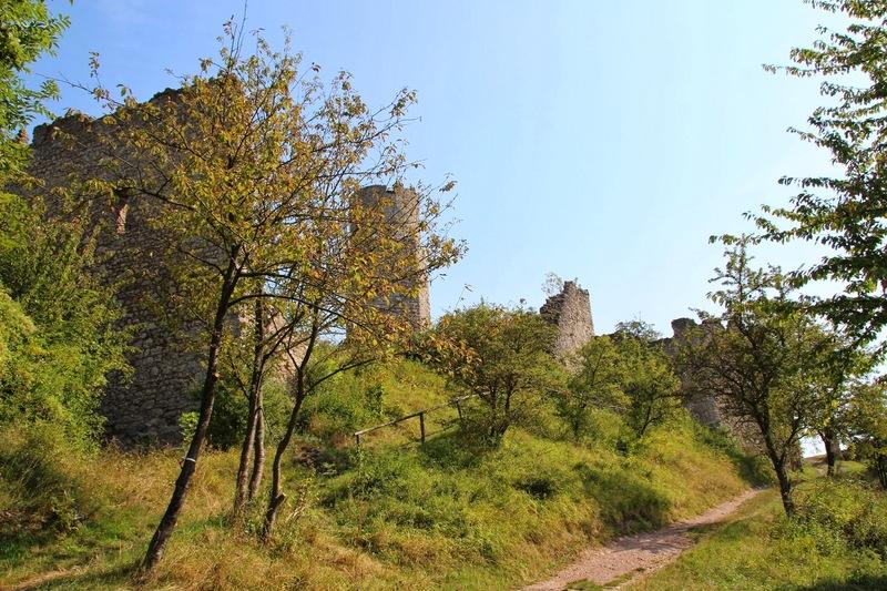 Brandenburg Thüringen Ruine