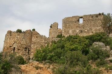 Katharerburgen – Burg Aguilar