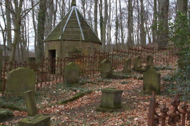 Friedhof, Halle Westfalen