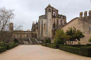 Templerburg und Klosteranlage von Tomar