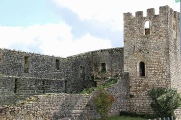 Castelo de Soure – die erste Templerburg in Portugal