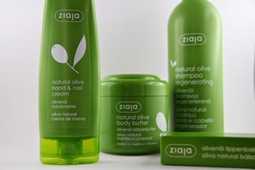 Ziaja Natural Olive – die Olivenöl-Pflegeserie von Ziaja