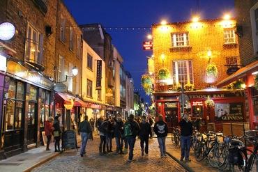 Eine literarische Kneipentour durch Dublin