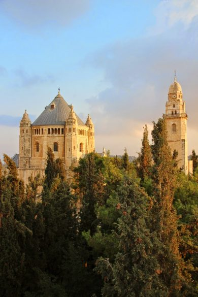 Israel_Dormition_Abbey