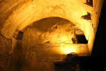 Der Tunnel unter der Klagemauer / Western Wall Tunnels in Jerusalem