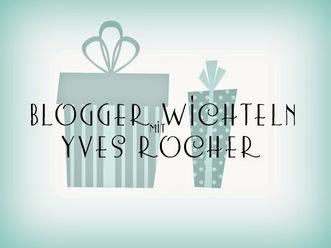 Bewichtelt! Bloggerwichteln mit Yves Rocher