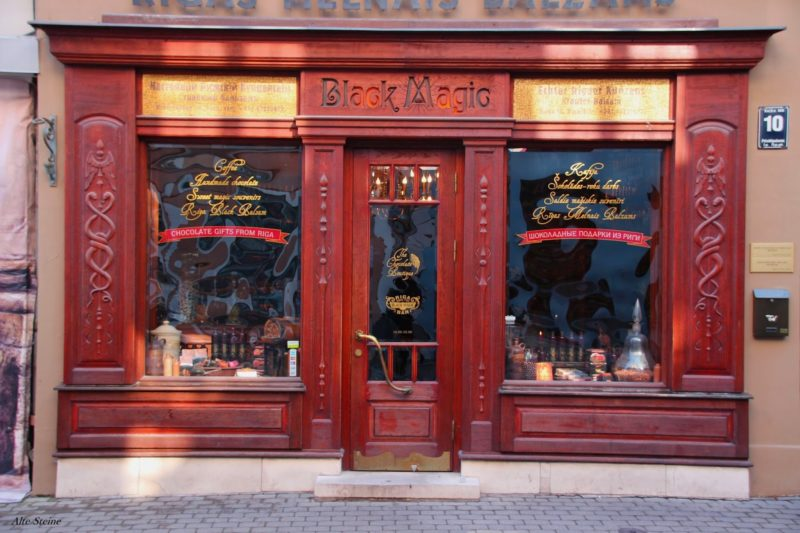 Black Magic Riga
