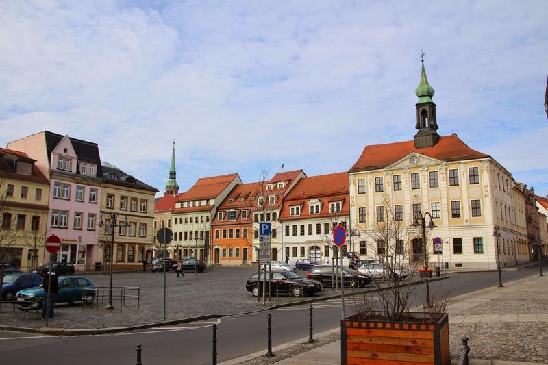 Radeberg Marktplatz