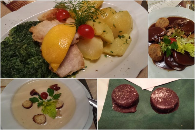 Radeberg Restaurant Kaiserhof