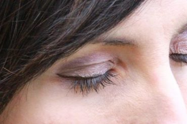 Face of the day mit Eyes to Kill-Palette von Armani