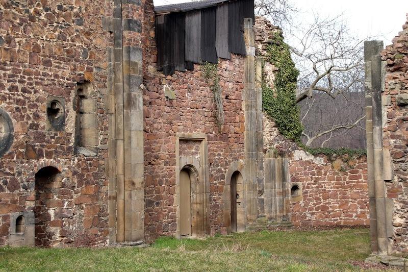 Klosterruine Heilig Kreuz Meißen