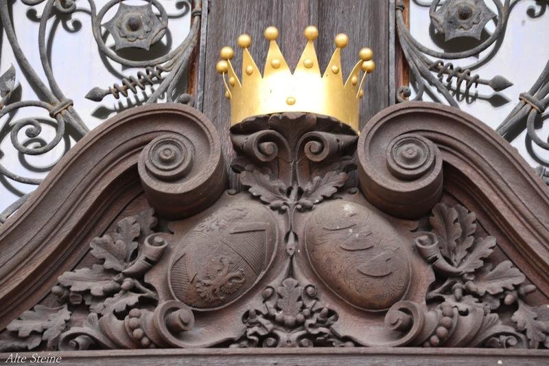 Schloss Seifersdorf Wappen