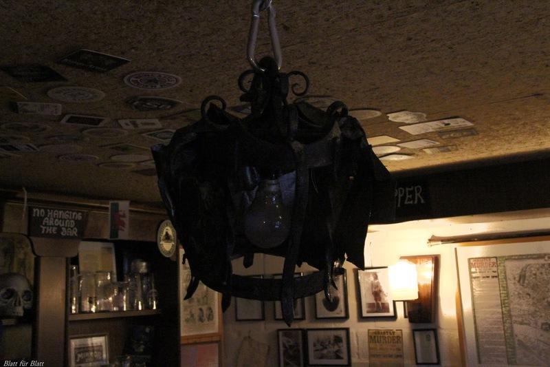 Lampe aus einem Wohnhaus von Arthur Conan Doyle