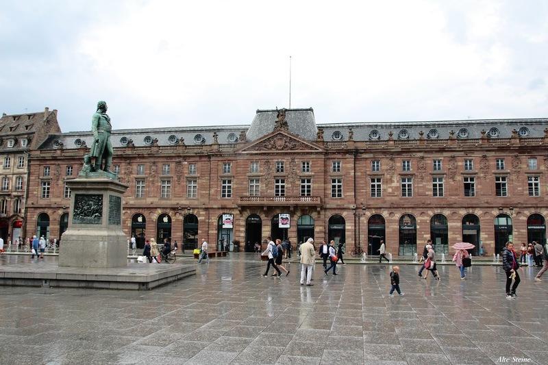 Straßburg Altstadt Aubette