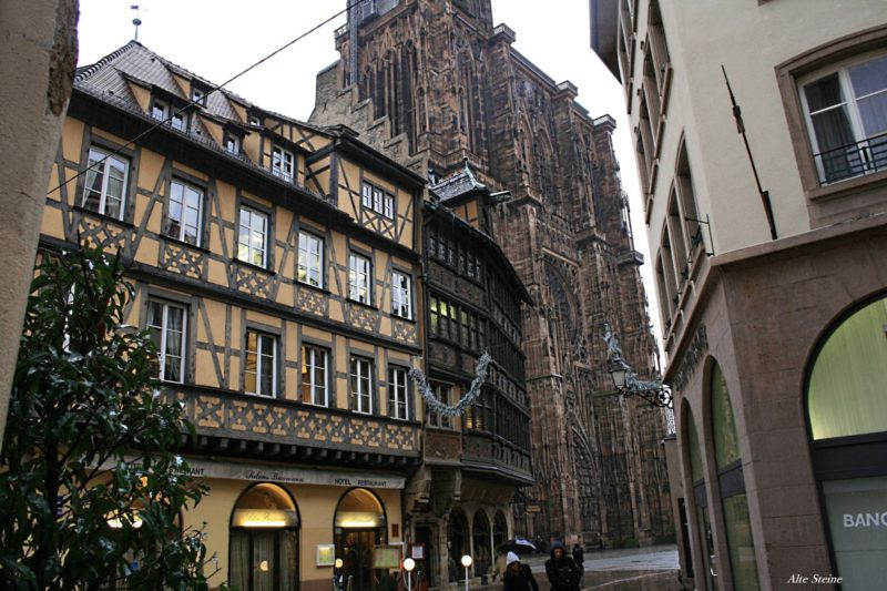 Straßburg Altstadt Münster