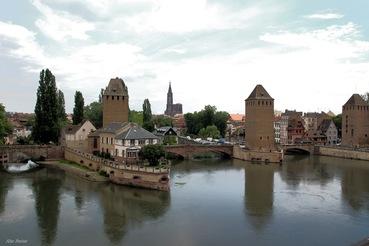Straßburg – französisches Savoir-vivre inmitten des mittelalterlichen Fachwerks