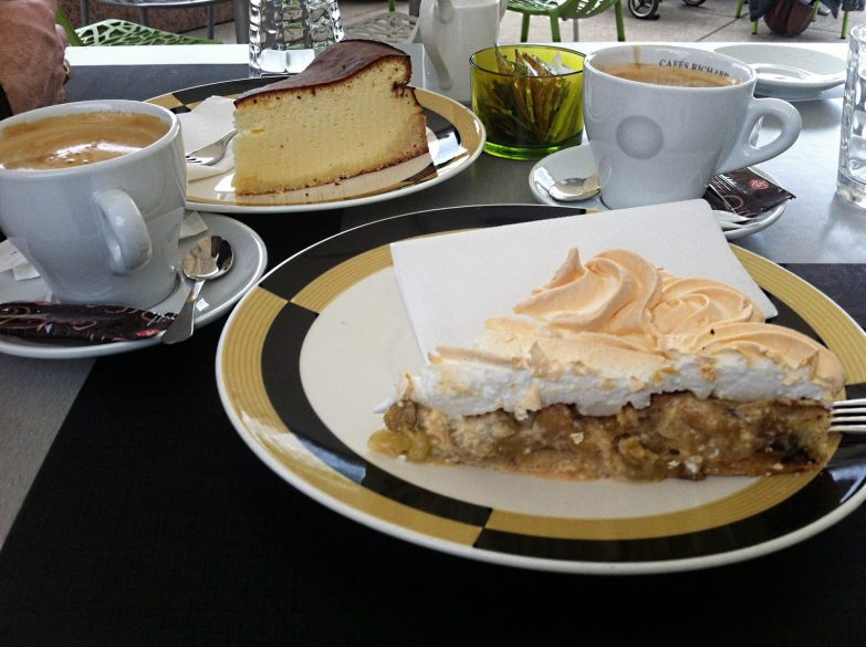 Café, Kaffee, Museum, Moderne Kunst