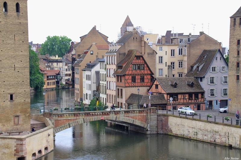 Straßburg Altstadt