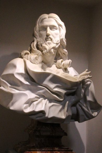 Salvator Mundi von Bernini