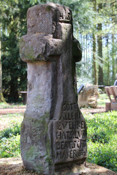Leiberg-Pestfriedhof