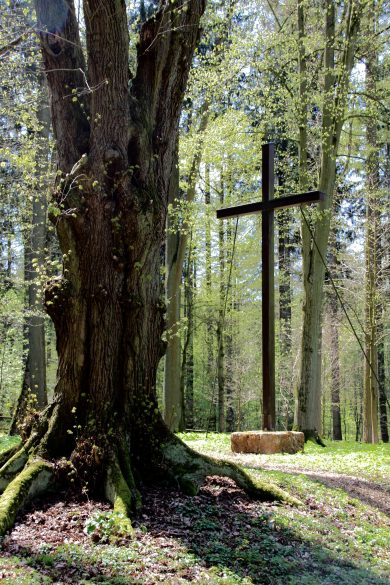 Leiberg-Pestfriedhof-Sächsische-Siedlung-kapelle