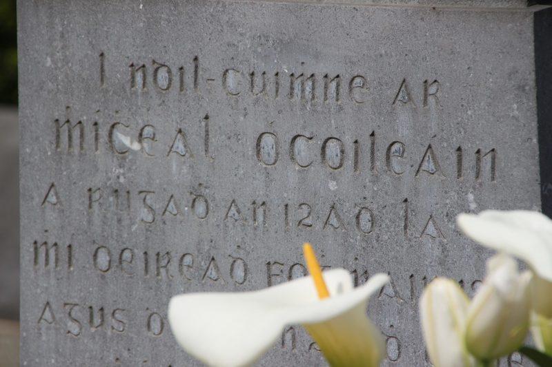 Grave-Michael-Collins