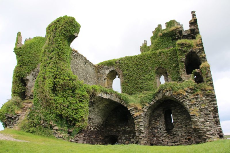 Ballycarberry-Castle-Kerry
