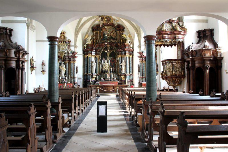 Barockkirche-Zwillbrock-1