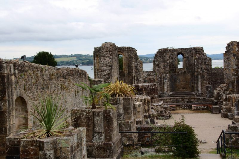 abtei-ruine-kloster-landevennec-bretagne-2