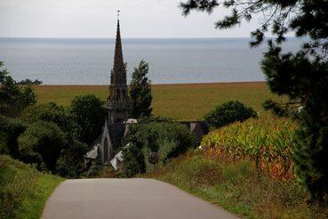 Urlaub im Homair Mobilhome – Saint Nic, Bretagne