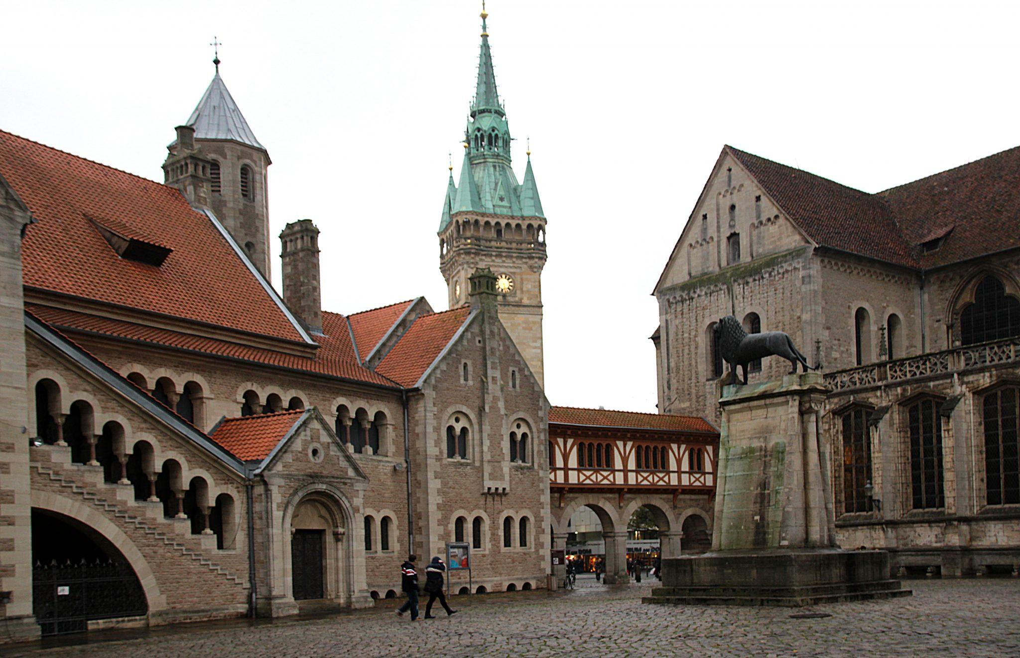 Sightseeing Braunschweig Verführung Der Sehenswürdigkeiten