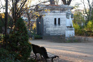 Die schönsten Friedhöfe von Berlin