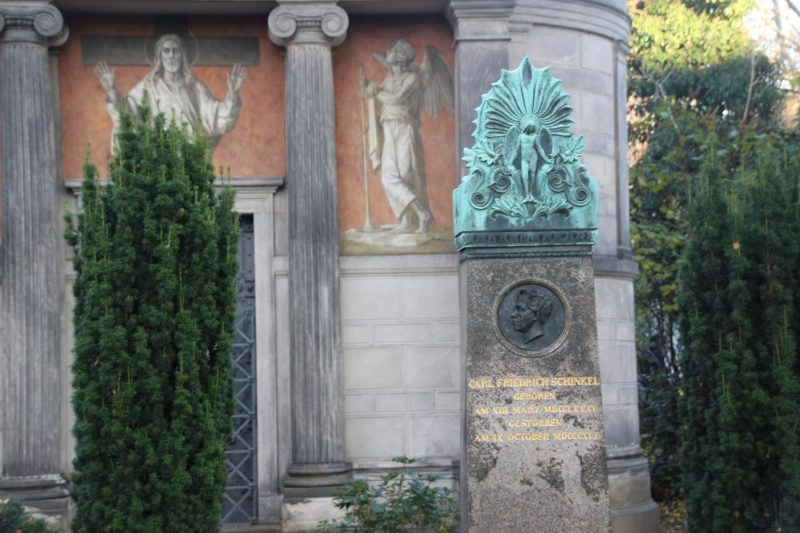 grab-carl-friedrich-schinkel-alter-friedhof-berlin